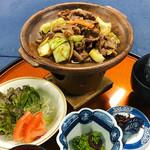 レストラン希星 - 焼肉定食