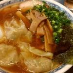 83660823 - ワンタン麺