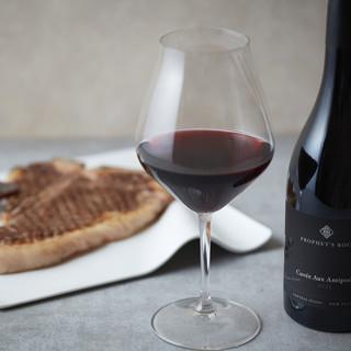 洗練されたグリル料理と上質なワインのマリアージュ
