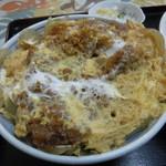 あづま - カツ丼