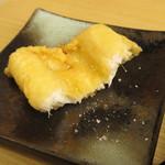 天ぷら やす田 - はじめは塩で