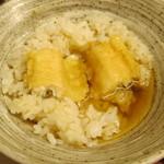 天ぷら やす田 - 天茶で