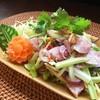 クロープクルア - 料理写真:チェンマイスタイルのスパイシーサラダ