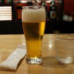 83670020 - 生ビール 600円