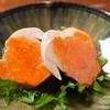 喜の字 - 料理写真:あん肝蒸し煮