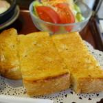 神戸にしむら珈琲店 - 厚切りトースト