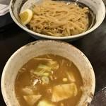 づゅる麺池田 - 塩つけ麺2018.4.2
