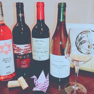 【オーナーソムリエ厳選】山形日本酒&日本ワイン✖️地鶏焼鳥
