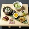 酒とそば まるき - 料理写真:シンガポール記念セット