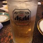 ウイング - 飲み放題のビール