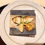 日本料理 伊せ吟 - 焼物 鰆木の芽焼き
