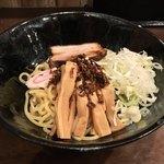 麺や 花 - 麺や 花(愛知県名古屋市中区錦)A炒飯セット・油そば