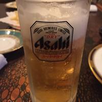 ウイング-飲み放題のビール