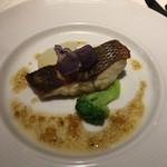 83678280 - お魚料理