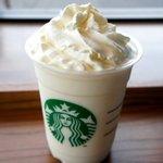 スターバックス コーヒー - ホワイトブリューコーヒー&マカダミアフラペチーノ!