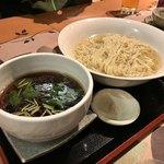麺屋玉ぐすく - 【限定】近江しゃもの醤油つけ麺