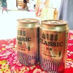 浅草安心や - 台湾ビール