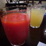 シェ・マリー - 信州産トマトジュース 信州産リンゴジュース