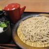赤松パーキングエリア(上り線)モテナス - 料理写真:手打ちそば