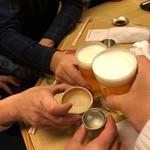 和洋酒菜 ひで - (* ̄∀ ̄)ノ■☆■ヾ( ̄∀ ̄*) ノムゾォー!!