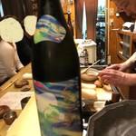 和洋酒菜 ひで - くどき上手