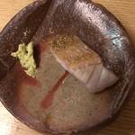 和洋酒菜 ひで - のどぐろ炙り