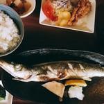 海鮮&ダイニング トルバドール - 本日のおすすめ焼魚