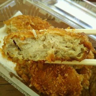道の駅大月 ふれあい市 - 料理写真:魚介がギッシリ。
