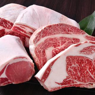厳選した上質なお肉のみを使用