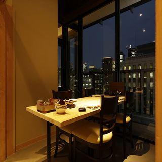 【完全個室】ご宴会や接待など、あらゆるシーンに対応可能です。