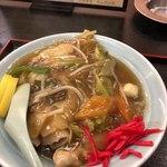 大衆食堂 まんだらや - 料理写真:中華丼¥530