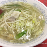 中華料理 とんとん - 湯麺