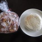南海堂 - 料理写真:今回ゲットしたパン