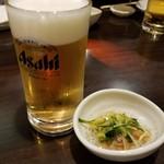 居酒屋 四季の蔵 - 小ジョッキ