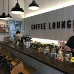 CoffeeLounge Lemon - 1F店内