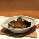 83697634 - (2018年2月)アワビの醤油ジュレ