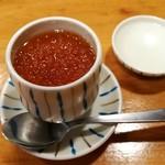 ほ志の - 茶碗蒸し