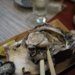釜匠 - 今回も いい牡蠣が食べられました
