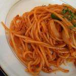 えいと食堂 - 料理写真:絶品ナポリ