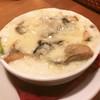 レストランメガネ - 料理写真:牡蠣のグラタン   ベシャメルも牡蠣も絶品です(*^_^*)