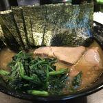 クックら - 海苔増し油多め麺固め