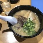 ばさらか - にんにくラーメン(700円)