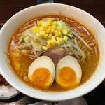 紺のれん - 料理写真:辛味噌