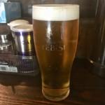 生粋 - 義務感からのビール