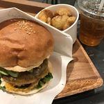オーガニック バーガー キッチン - セット