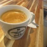グリーンオアシスカフェ ゼロヨンニー - 有機栽培コーヒー