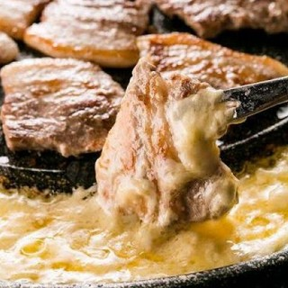 チーズサムギョプサル90分食べ飲み放題コース3,500円~♪