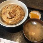 みやこ本店 - 料理写真:カツ丼