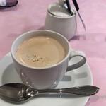 83705551 - ランチのコーヒー
