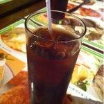 アメンロラ フィエスタ - アイスコーヒー(セットドリンク)